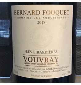 "France 2018 Aubuisieres Vouvray ""Les Girardieres"""