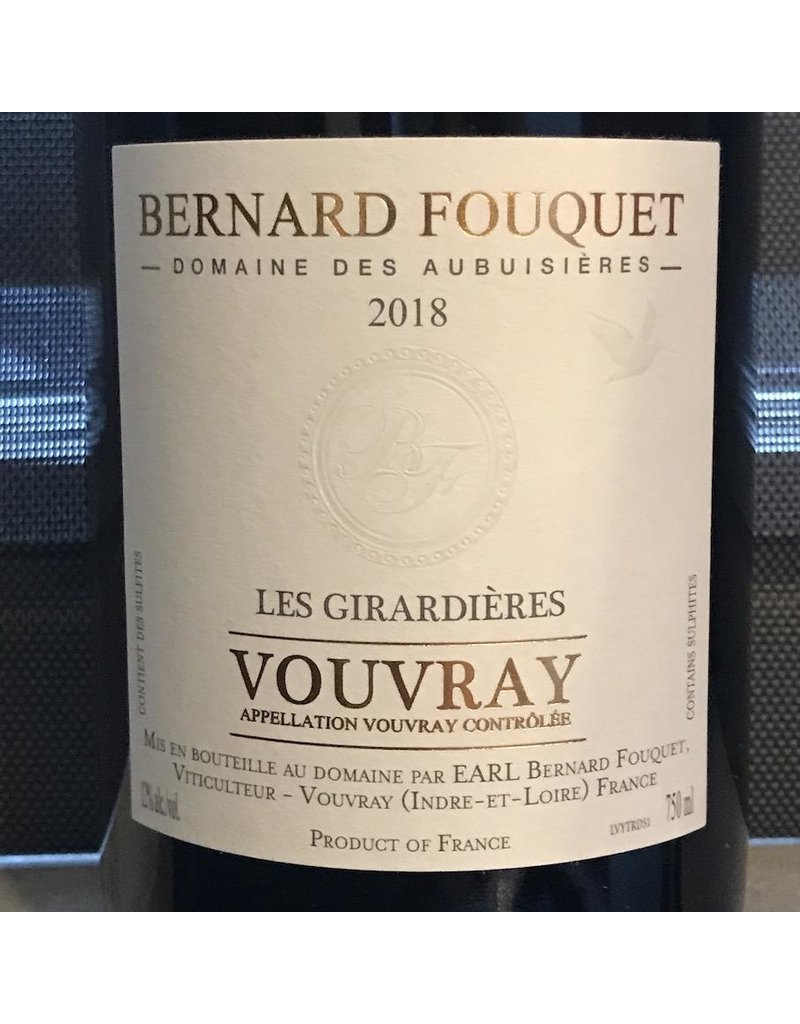 """France 2018 Aubuisieres Vouvray """"Les Girardieres"""""""