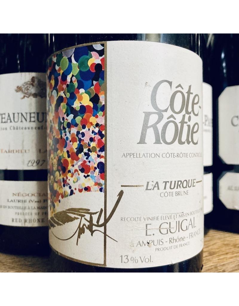 """France 1989 Guigal Cote Rotie """"La Turque"""""""