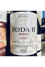 "Spain 1999 Bodegas Roda ""Roda II"" Rioja Reserva"