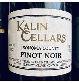 """USA 1993 Kalin Cellars Sonoma Valley Pinot Noir """"Cuvee DD"""""""
