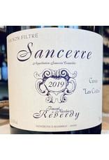"""France 2019 Pascal & Nicolas Reverdy Sancerre """"Les Coutes"""""""