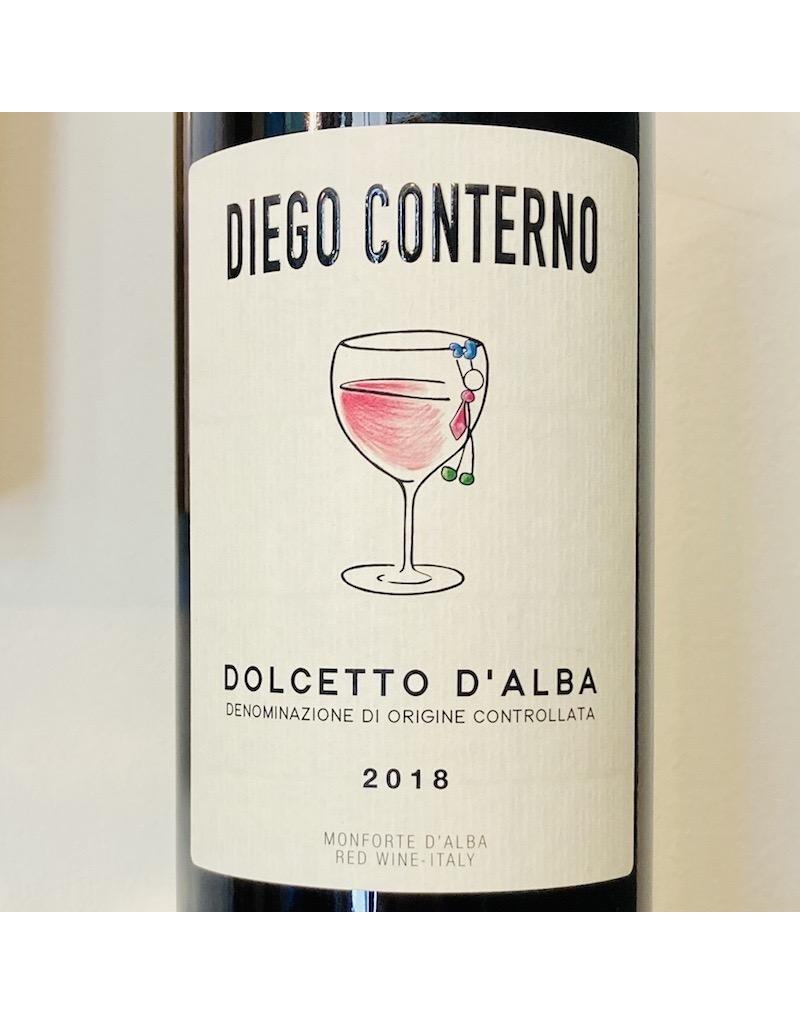 Italy 2018 Diego Conterno Dolcetto d'Alba
