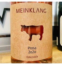 """Austria 2020 Meinklang """"Prosa"""" Pinot Noir Rose Frizzante"""