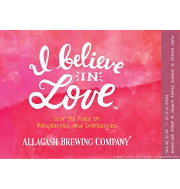 USA Allagash I Believe In Love
