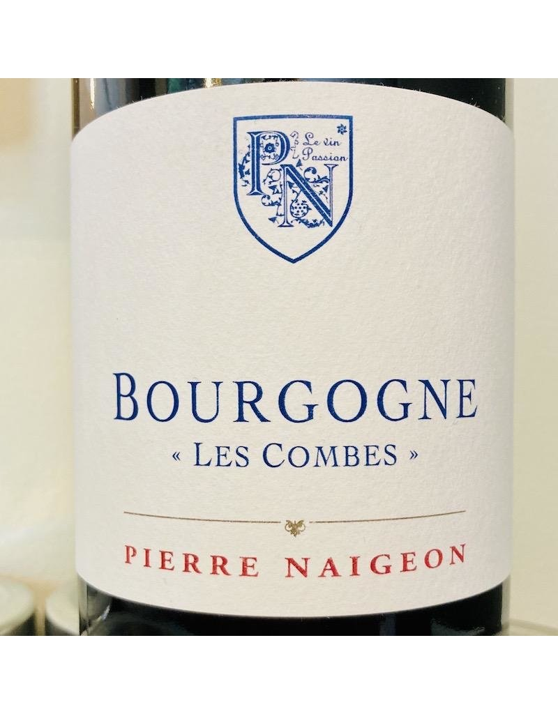 "France 2017 Pierre Naigeon Bourgogne Rouge ""Les Combes"""