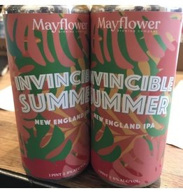USA Mayflower Invincible Summer NEIPA 4pk