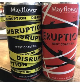 USA Mayflower Disruption West Coast IPA 4pk
