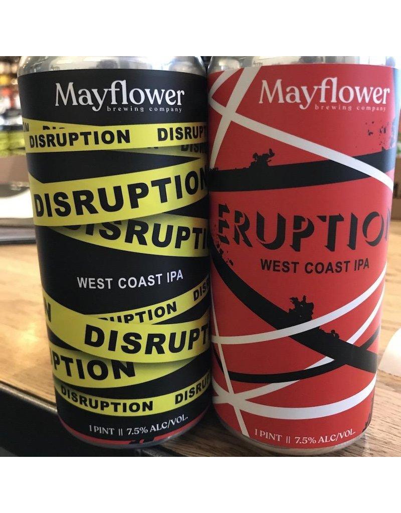 USA Mayflower Disruption West Coast IPA 4pk