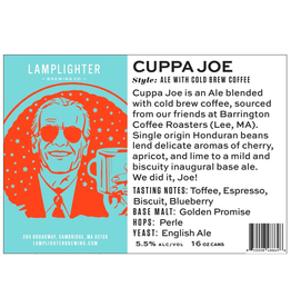 USA Lamplighter Cuppa 4pk