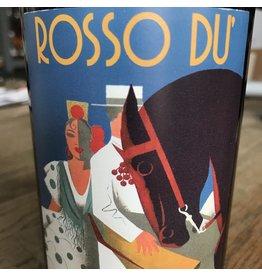 "Italy 2018 Valli Unite ""Rosso Du"" Vino Rosso"