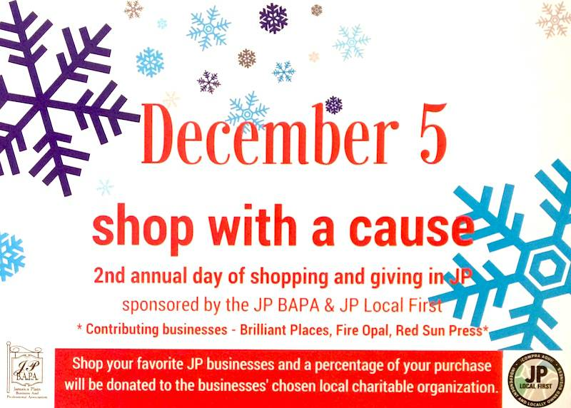 Shop with a Cause