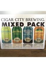 USA Cigar City Mixed Pack 12pk