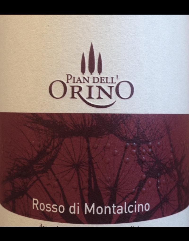 Italy 2016 Pian dell' Orino Rosso di Montalcino ☾