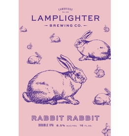 USA Lamplighter Rabbit Rabbit Double IPA 4pk