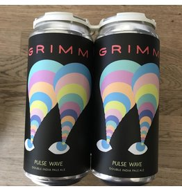 USA Grimm Pulse Wave DIPA 4pk