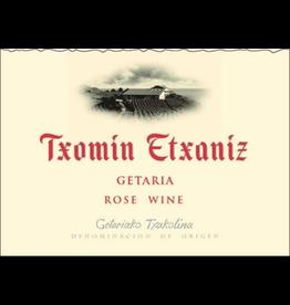 Spain 2018 Txomin Etxaniz Getaria Rose