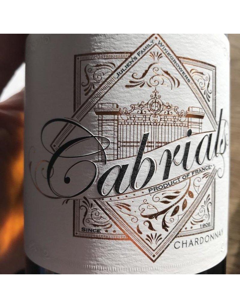 France 2018 Cabrials Chardonnay