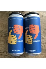 USA Threes Brewing Logical Conclusion IPA 4pk