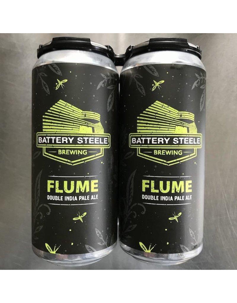 USA Battery Steele Flume DIPA 4pk