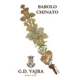 G.D. Vajra Barolo Chinato