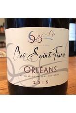 2015 Clos Saint Fiacre Orleans Rouge