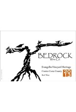 USA 2017 Bedrock Evanghelo Vineyard Heritage Contra Costa County