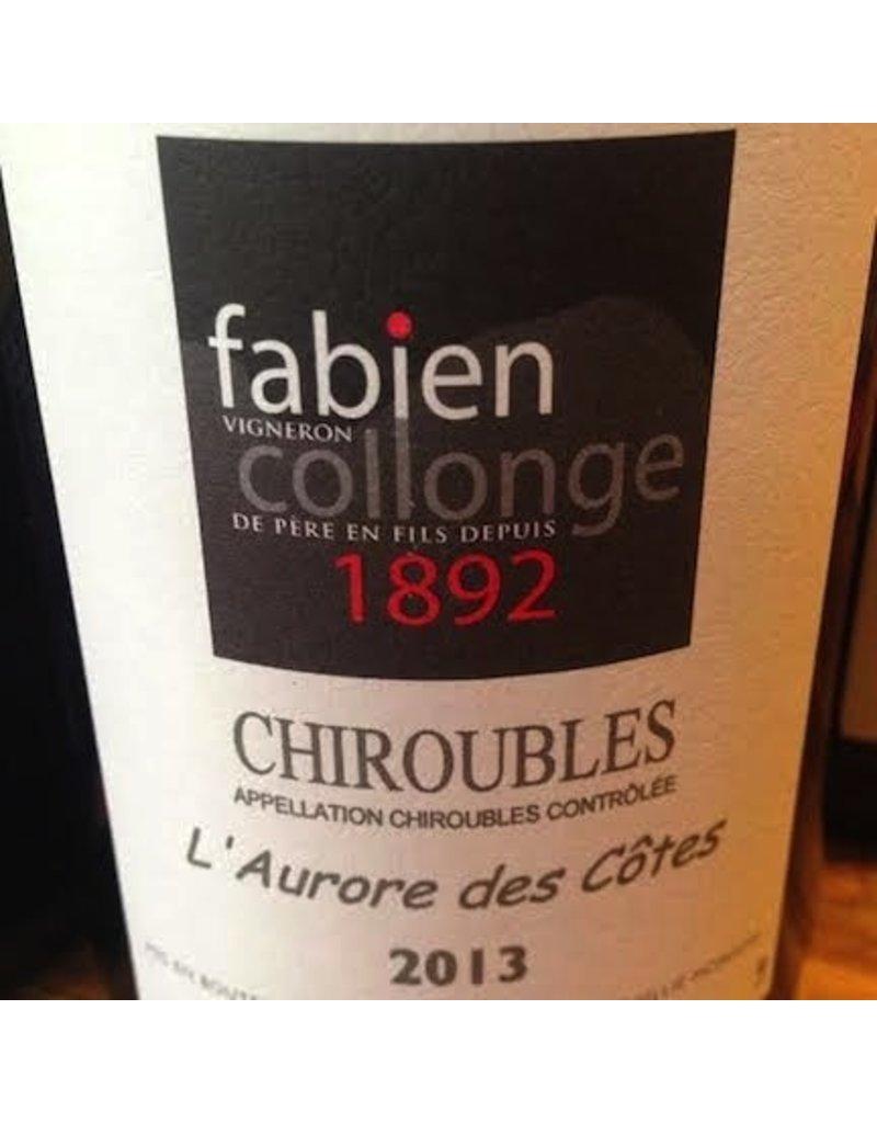 France 2018 Fabien Collonge Chiroubles