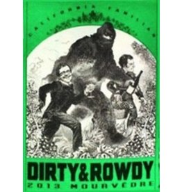 2016 Dirty & Rowdy Mourvedre