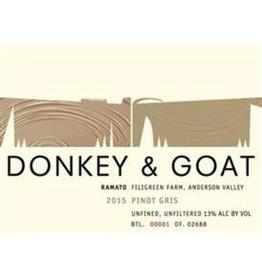 2017 Donkey & Goat Filigreen Farm Pinot Gris