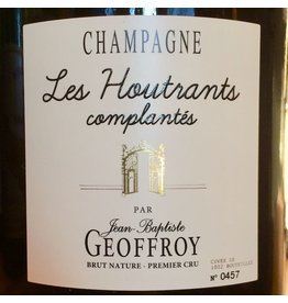 "Geoffroy Champagne ""Les Houtrants"""