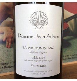 France 2017 Jean Pascal Aubron Sauvignon Blanc