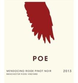 2015 Poe Mendocino Ridge Pinot Noir