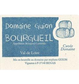 "2017 Domaine Guion Bourgeuil ""Cuvee Domaine"""