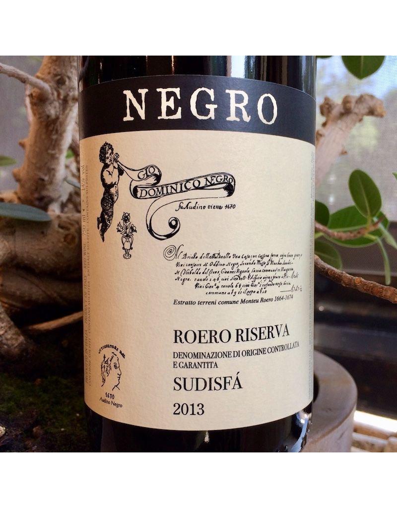 """2013 Angelo Negro Roera Riserva """"Sudisfa"""""""