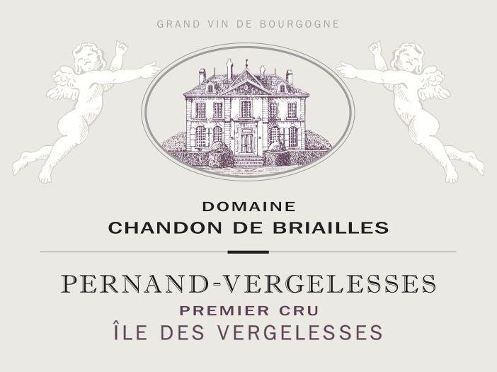 "2015 Chandon de Briailles Pernand Vergelesses 1er Cru ""Les Vergelesses"""