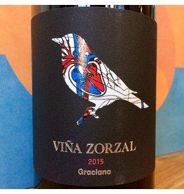 2017 Vina Zorzal Navarra Graciano