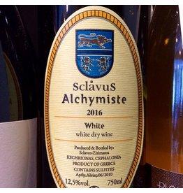 2016 Sclavus Alchymiste