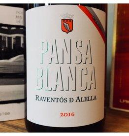 2017 Raventos De Alella Pansa Blanca