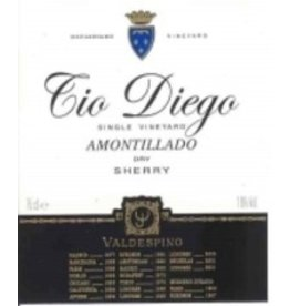 Spain Valdespino Amontillado Tio Diego