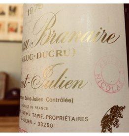 1975 Branaire (Duluc-Ducru) Saint-Julien
