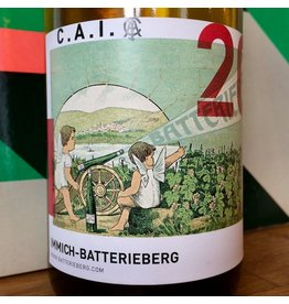 "Germany 2017 Immich-Batterieberg Riesling Trocken ""C.A.I."""