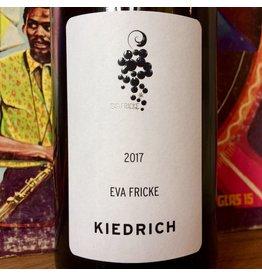 Germany 2018 Eva Fricke Kiedrich Riesling Trocken