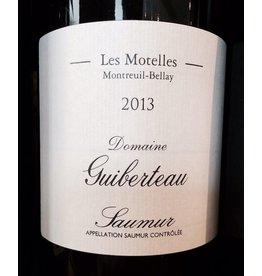 """2015 Guiberteau Saumur Rouge """"Les Motelles"""""""