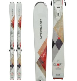 Dynastar Rip it up with this womans ski.