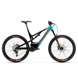 Altitude Powerplay Alloy 50 Blue/Orange - Gloss Billy Ocean / Back in Black / Fox Racing Orange MD