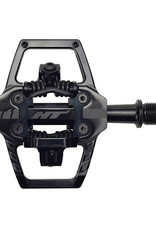 HT PEDAL MOUNTAIN T1 CLIPLESS STEALTH BLACK