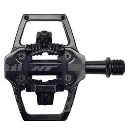 Pédales de vélo de montagne HT Components T1 noir
