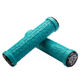 RACE FACE GRIPS GRIPPLER TURQUOISE