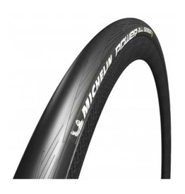 Michelin, POWER ALL SEASON, 700Cx25C, Folding, HDProtection Aramid, Clincher, 55TPI, 120PSI, 270g, Noir